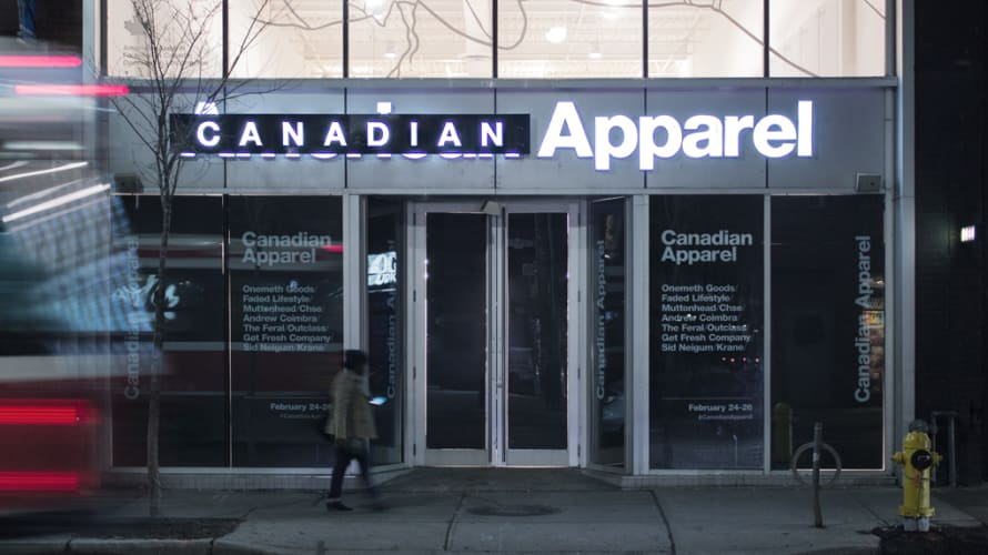 10 Canadian Designers Launch A 3-Day Pop-Up In Toronto
