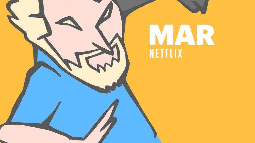 Netflix March 2017