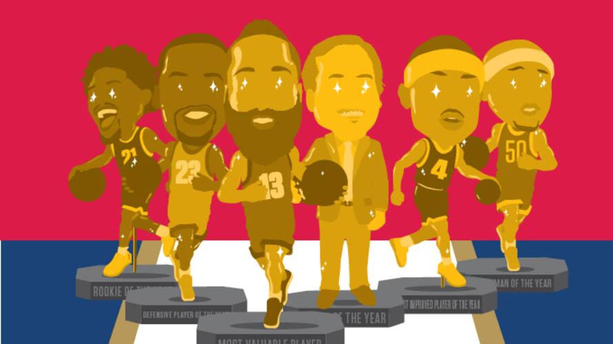 NBA All-Star Break 2017 Superlatives