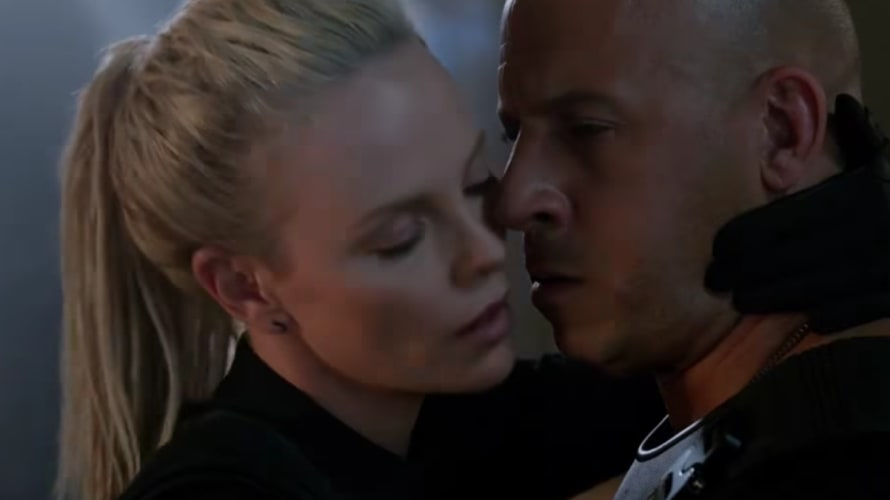 Fast 8 moving fast
