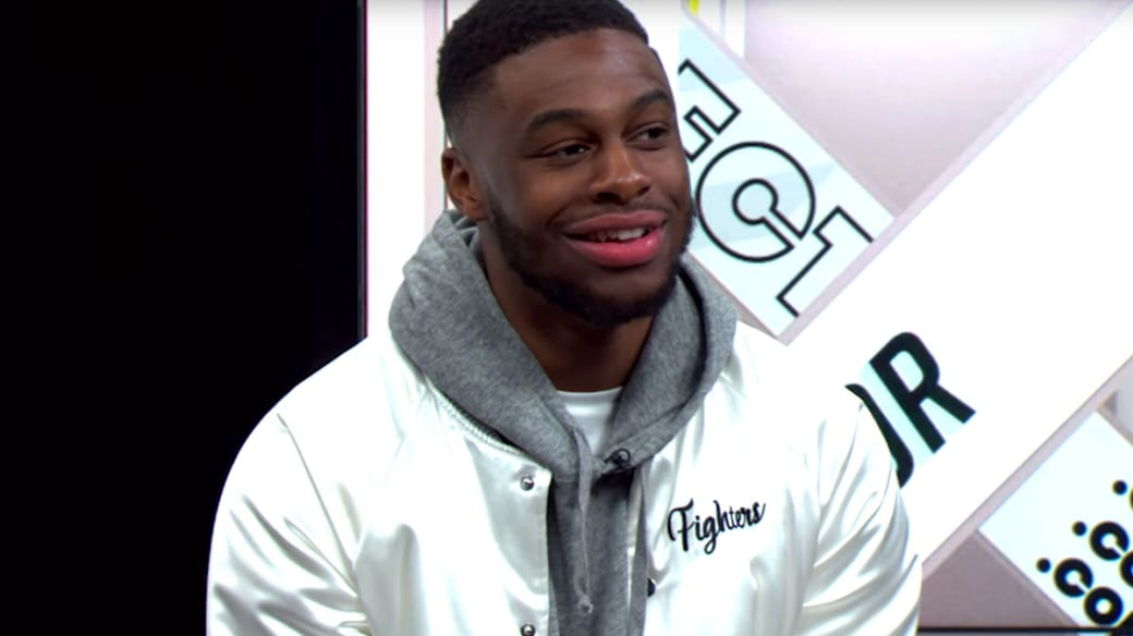 Emmanuel Mudiay Reads Mean Under Armour Comments