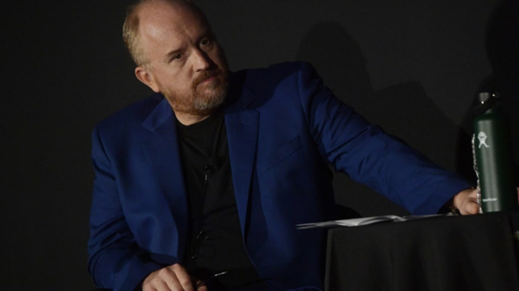 Louis C.K. attends Tribeca TV Festival's sneak peek of Better Things