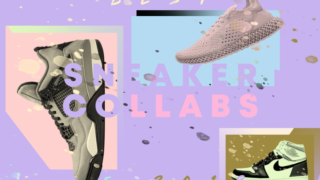 Best Sneaker Collaborations 2018