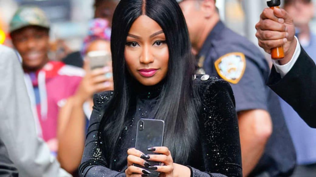 Nicki Minaj safaree