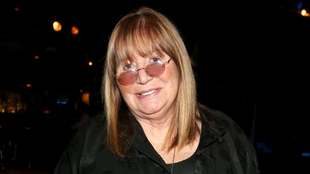 Penny Marshall attends the celebration of black cinema hosted by Broadcast Film Critics Association