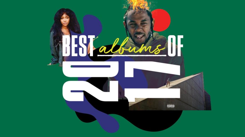 Best Albums of 2017