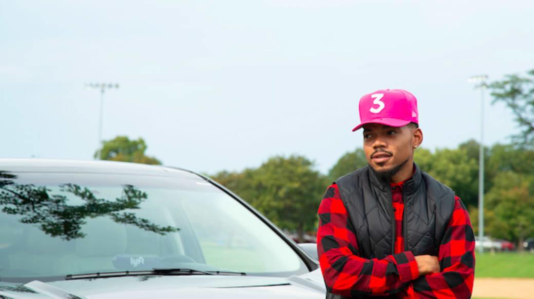 Chance the Rapper x Lyft