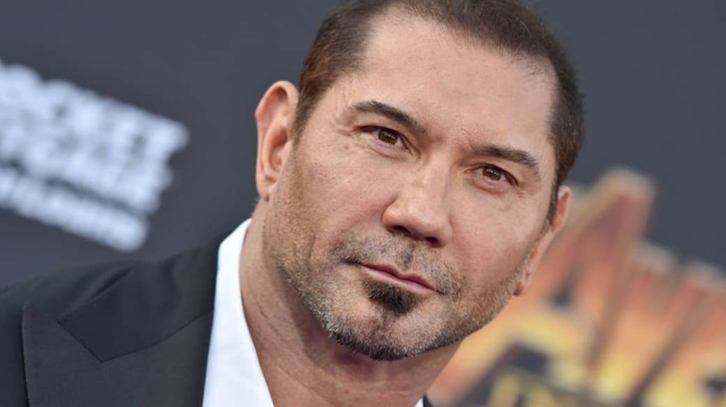 Dave Bautista in California