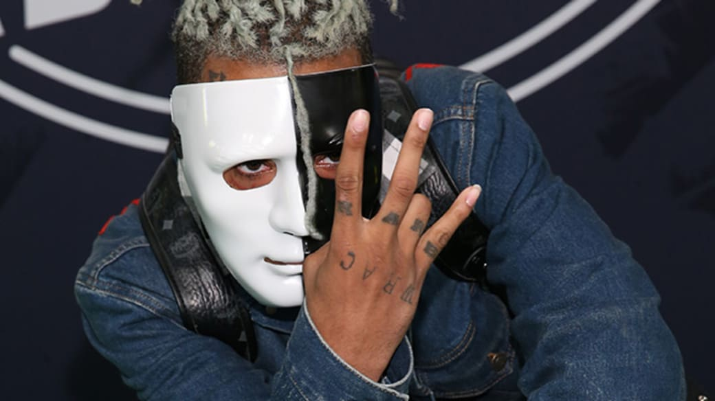 This is a photo of XXXTentacion.