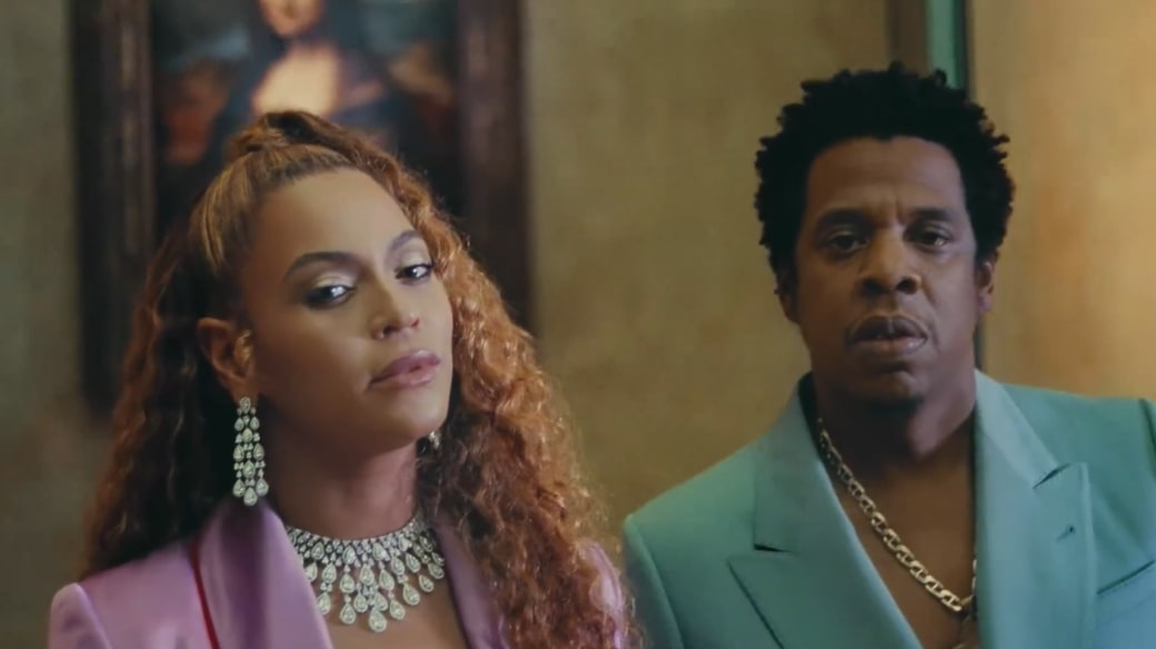 "Beyoncé and JAY-Z, ""Apeshit"" video"