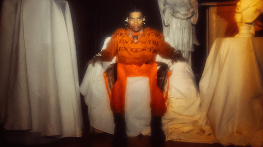 The Weeknd's 'My Dear Melancholy' merch lookbook.