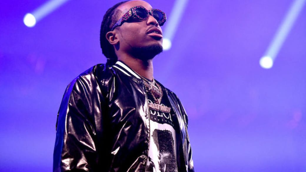 This is a picture of Quavo.