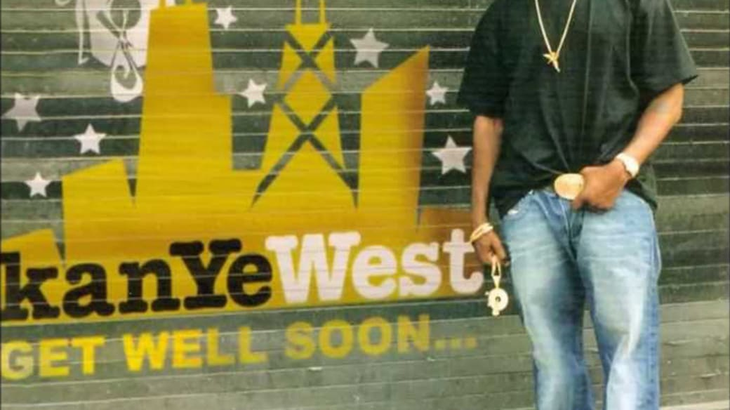 Kanye West Get Well Soon