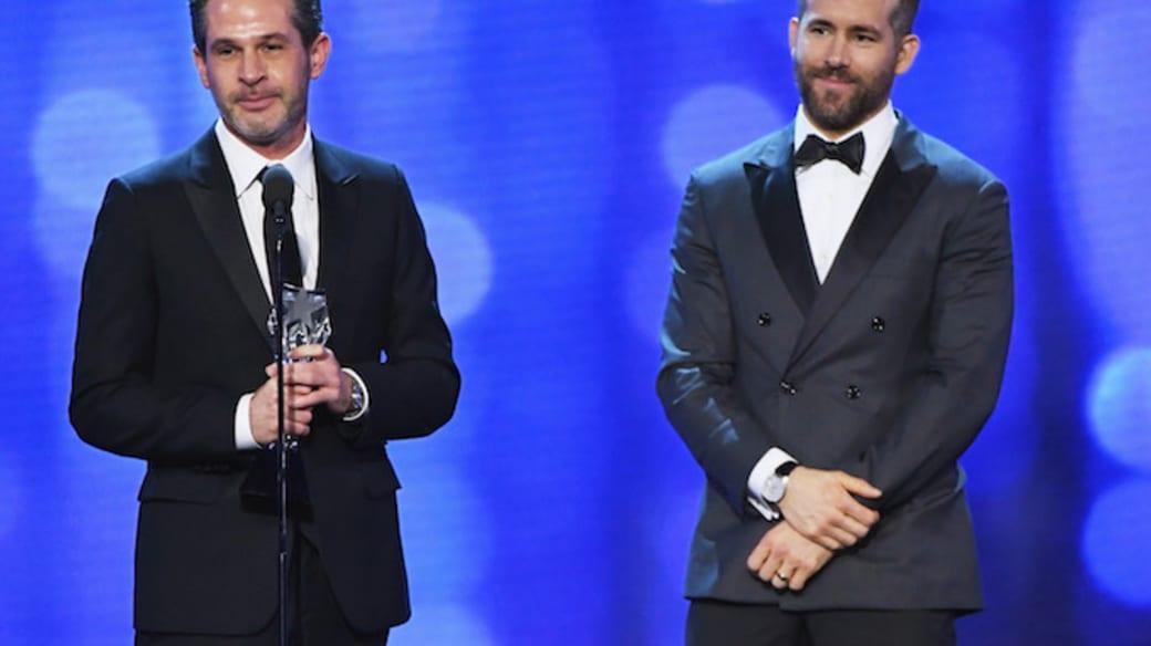 Deadpool Producer and Ryan Reynolds