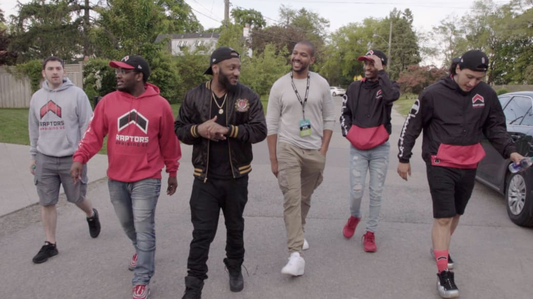 PROMO: Watch These Toronto Winners Get Up Close With Raptors Uprising Gaming Club & NXNE