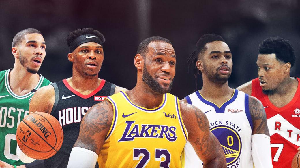 50 Best NBA Players Ranking