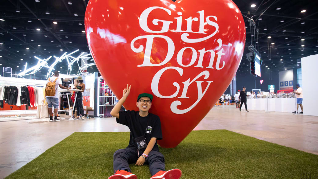 complexcon chicago 2019 verdy girls dont cry