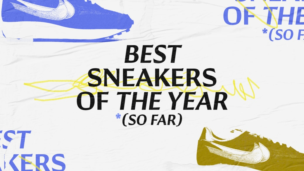 Sneaker of the Year So Far 2019