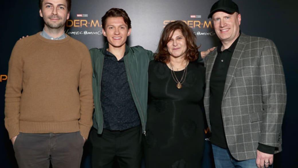 Spider-Man Cast Creators