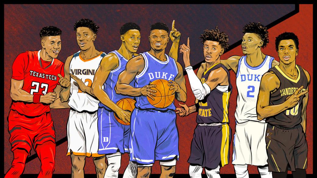 2019 NBA Draft Comparisons Lead Image