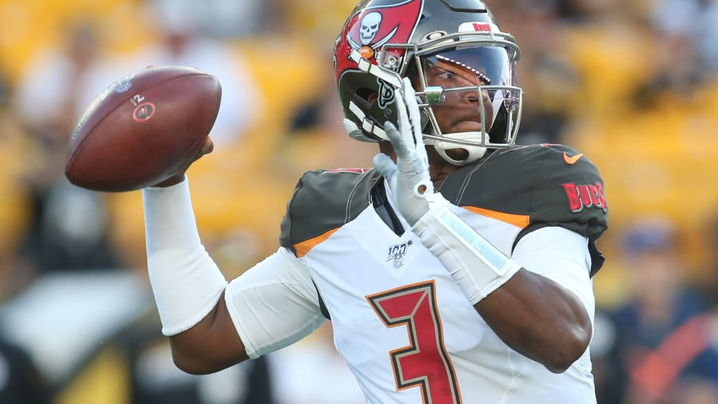 Jameis Winston 2019 Preseason Pittsburgh