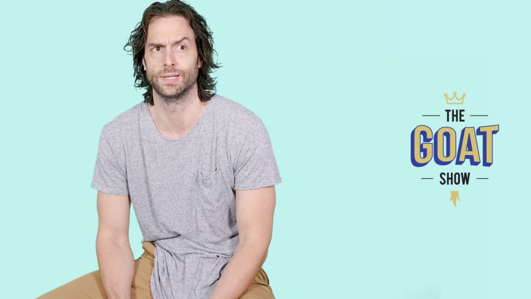 Chris Delia on The GOAT Show.
