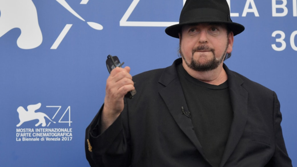 Director James Toback attends the photocall of the movie 'The Private Life of a Modern Woman'