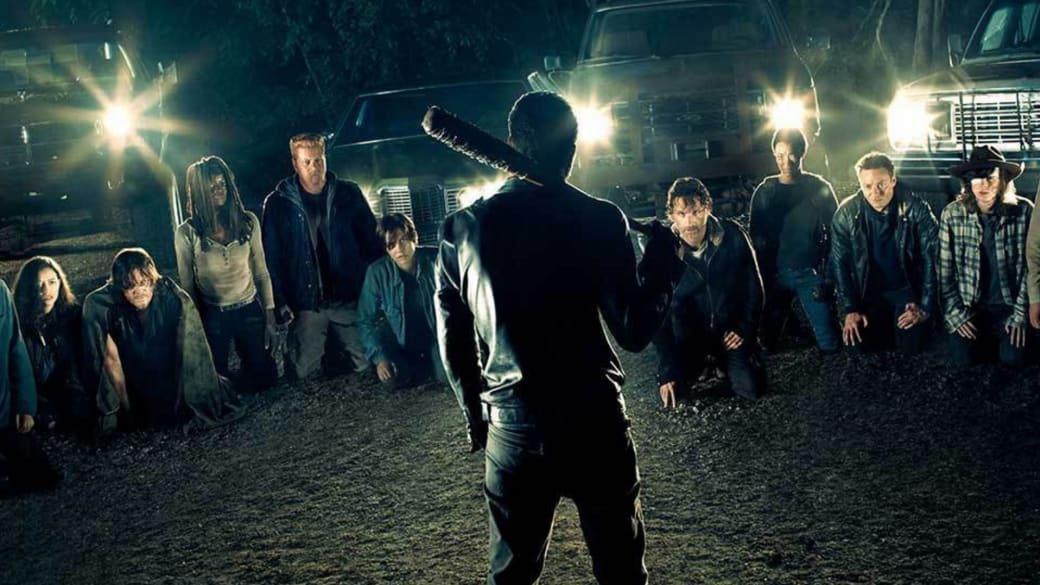 The Walking Dead Twitter Reactions
