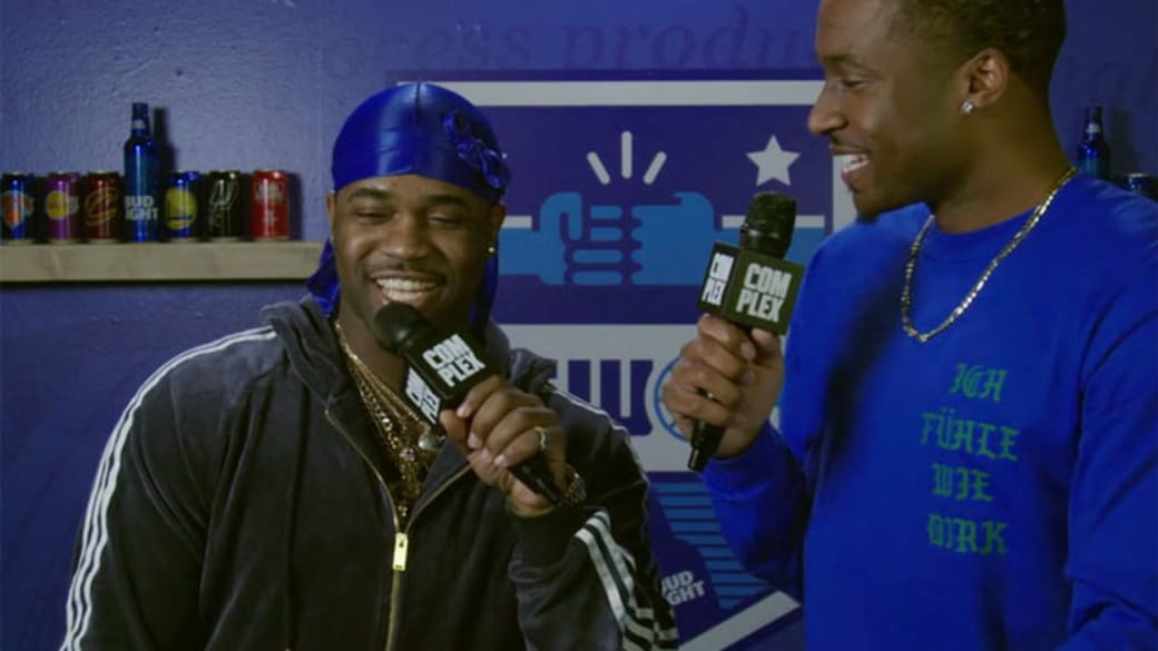 ASAP Ferg stops by to talk to Complex.
