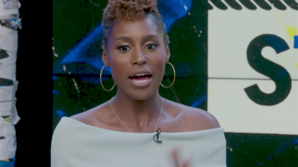 Issa Rae on Everyday Struggle