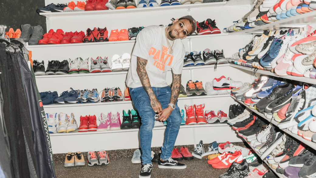 Complex Closets Chris Brown