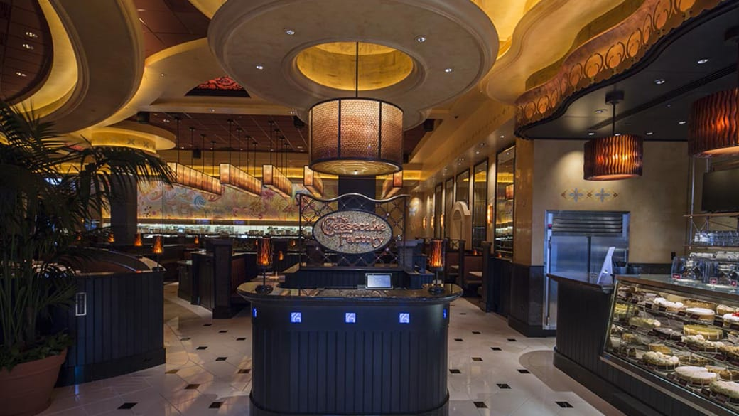 Canada's First Cheesecake Factory Opens This Fall