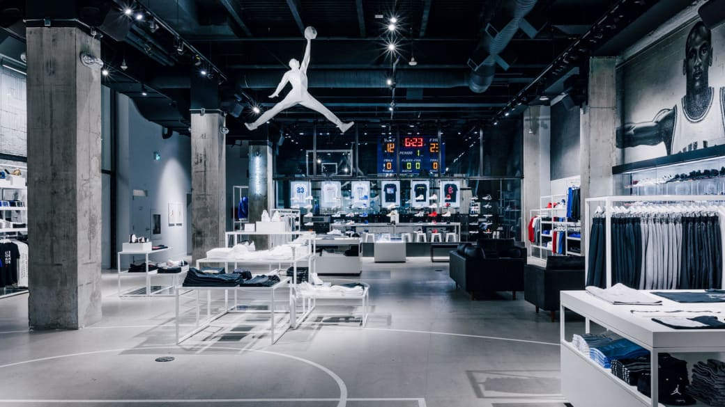 Take A Look Inside Canada's First Jordan Brand Store In Toronto