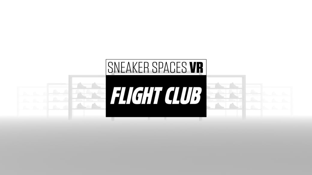 Flight Club Sneaker Spaces