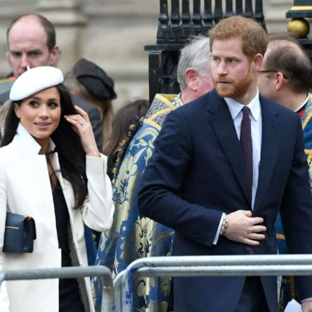 Watch the First Teaser for Lifetime's 'Harry & Meghan: A ...