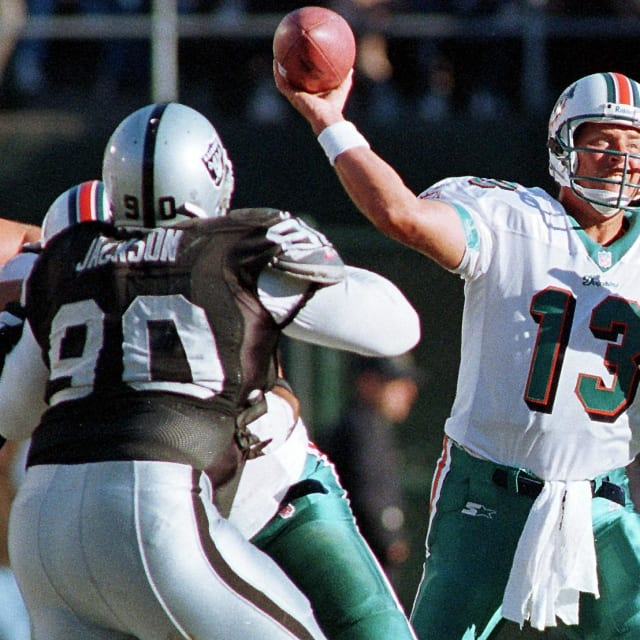 an introduction to the life and sport achievements of dan marino of the miami dolphins Miami dolphins 17: 1984:  montana simply outgunned the dolphins' dan marino in super bowl  due to the development and introduction.