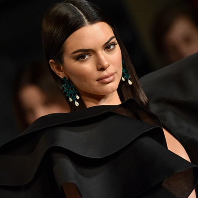 Kendall Jenner Got Her 'Meow' Lip Tattoo When She Was ...