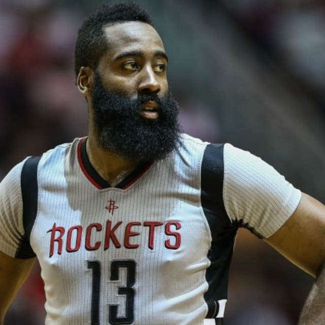 heres the story behind the james harden banner hanging in