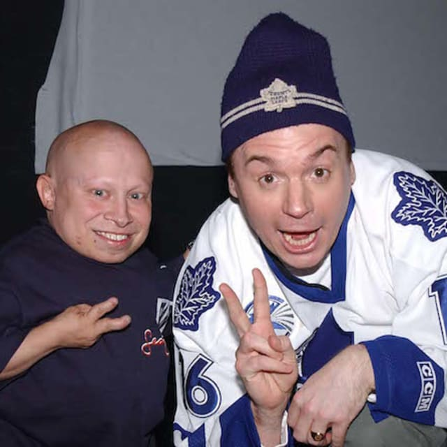 Mike Myers Remembers Verne Troyer on 'Kimmel': 'I Miss Him ...