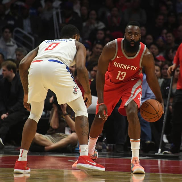 James Harden Broke Wesley Johnson's Ankles—and Clippers