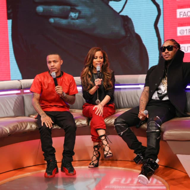 Future Is Allegedly Dating Bow Wow's Baby Mom and Bow Wow ...