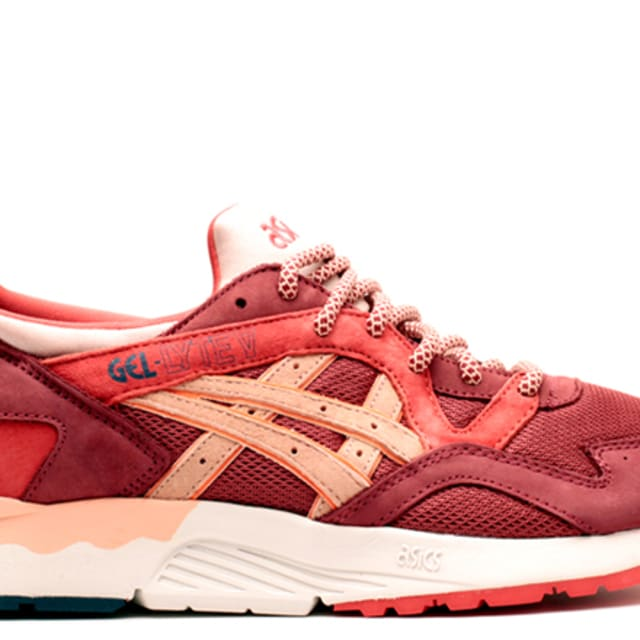 cb022af6c60d ... coupon for colette x lamjc x asics gel lyte iii sold out the best asics  collabs