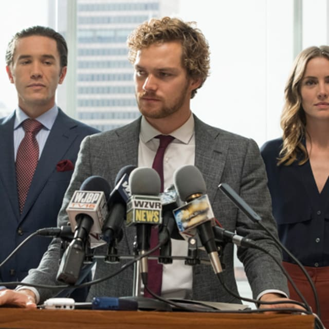 The Man With The Iron Fists Trailer: The First Trailer For Netflix's 'Iron Fist' Looks Lit AF