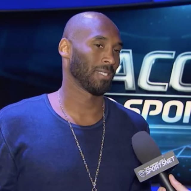 Kobe Bryant Talks About His Retirement Beard and His Plans to Help the Lakers Next Season | Complex