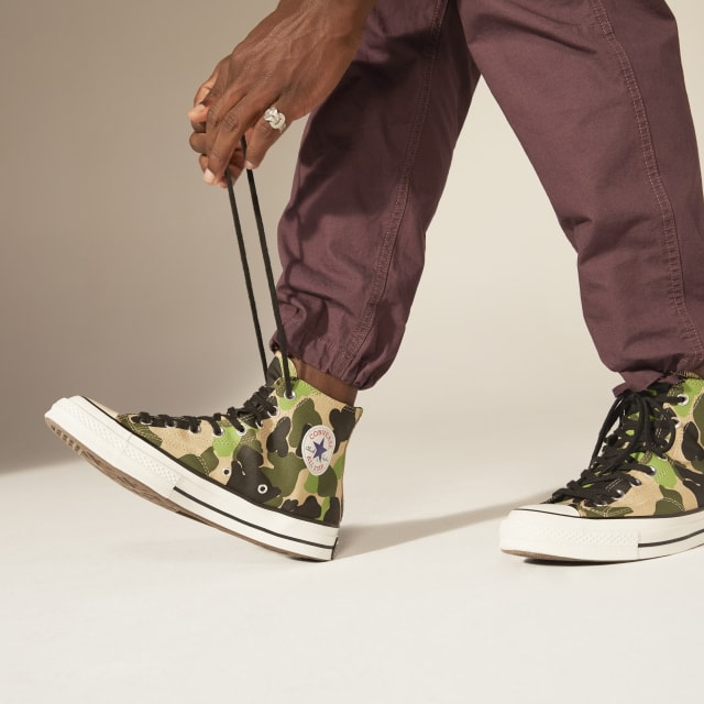 Step Correct with Converse's Archive Print Pack