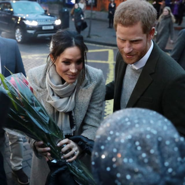 Lifetime Is Slapping Together A Prince Harry And Meghan