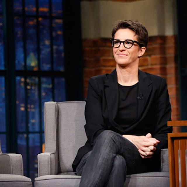 Rachel Maddow Releases Donald Trump's Tax Returns, And