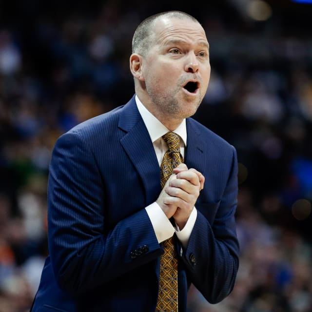 Denver Nuggets Coach Mike Malone Is Giving $10 To Every