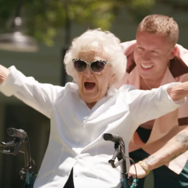 macklemore shares new video for glorious starring his grandmother. Cars Review. Best American Auto & Cars Review