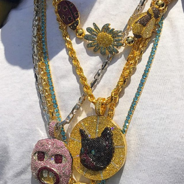 Public Auto Sales >> Tyler the Creator and Ben Baller Teamed up for a Sick 'Flower Boy' Chain | Complex